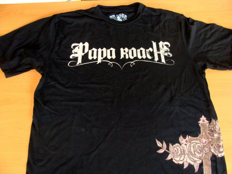 Roses On My Grave Papa Roach