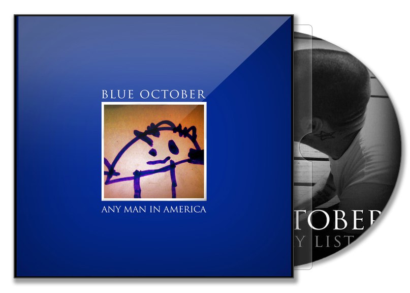 The Worry List Blue October