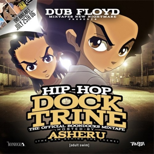 The Boondocks Theme Song Asheru